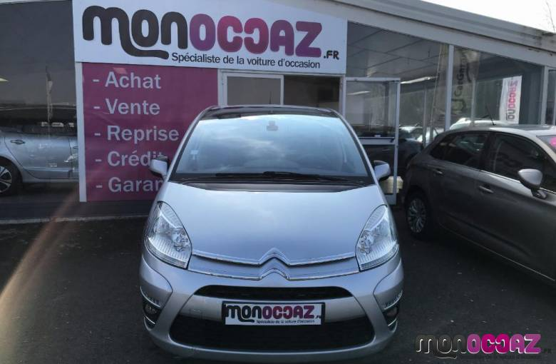 CITROEN C4 Picasso HDi 110 FAP  Attraction - véhicule d'occasion - MonOccaz.fr