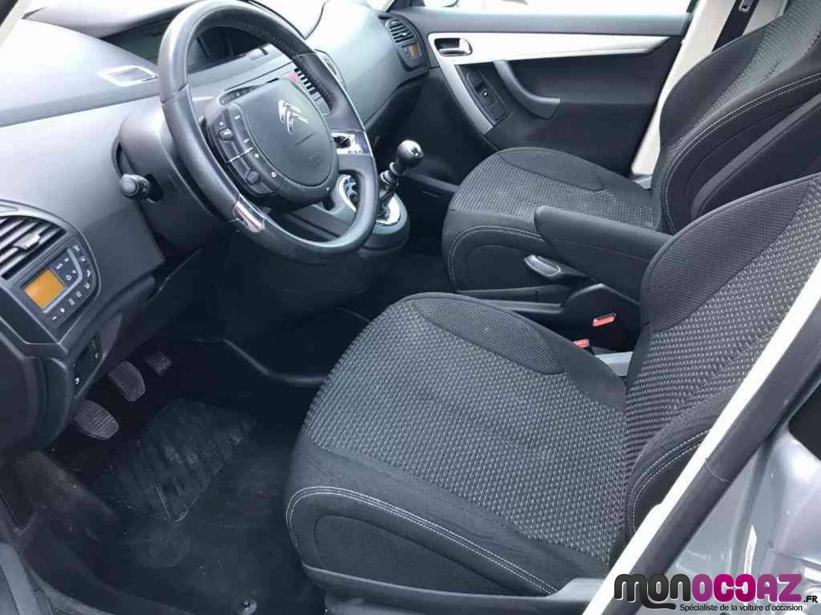 CITROEN C4 Picasso HDi 110 FAP - véhicule d'occasion - MonOccaz.fr - MonOccaz.fr - 89140 - Pont-sur-Yonne - 6