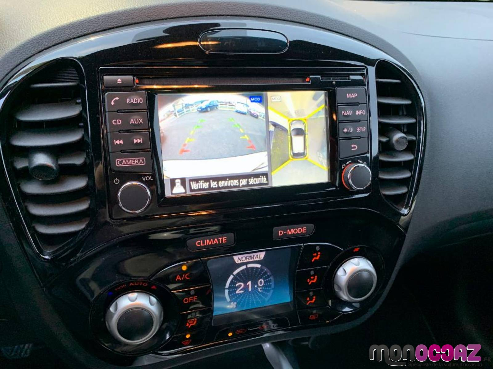 NISSAN Juke 1.5 dCi 110 FAP Start/Stop System - véhicule d'occasion - MonOccaz.fr - MonOccaz.fr - 89140 - Pont-sur-Yonne - 10