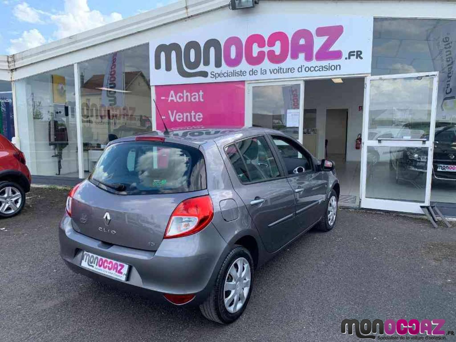 RENAULT Clio III dCi 75 eco2 - véhicule d'occasion - MonOccaz.fr - MonOccaz.fr - 89140 - Pont-sur-Yonne - 3